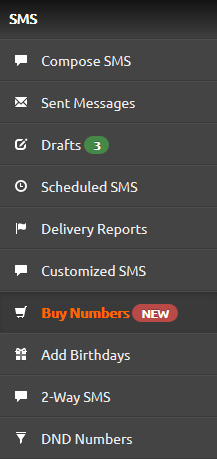 "The ""Buy Numbers"" Feature"
